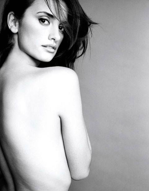 Penelope Cruz by photographer Antoine Verglas