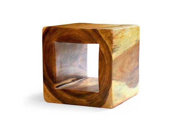 TUCKER ROBBINS — Pierced Cube