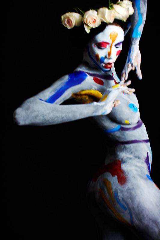 Georgie Dancing  — Theodore Bradley & Antoine Verglas