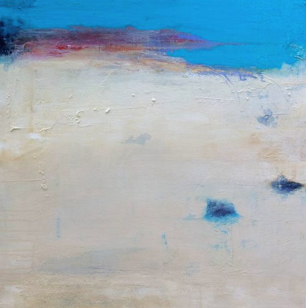 Celestine Bay by abstract artist Rae Broyles
